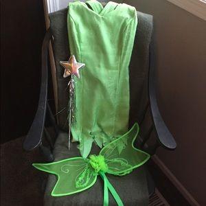 Dresses & Skirts - Tinker belle Halloween costume